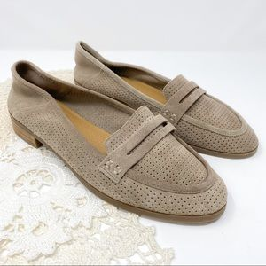 Lucky Brand | Caylon Tan Penny Loafers